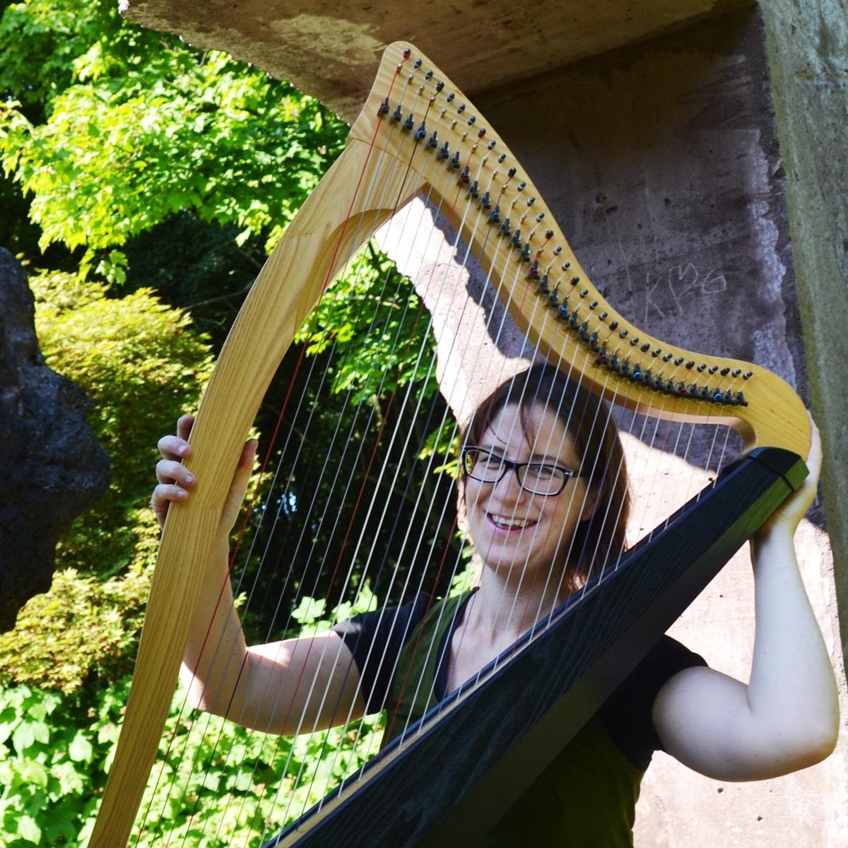 harpdocent Arnhem